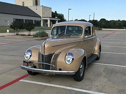 1940 Ford Deluxe for sale 100994321