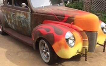1940 Ford Deluxe for sale 100990166