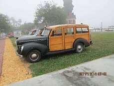 1940 Ford Other Ford Models for sale 100822632