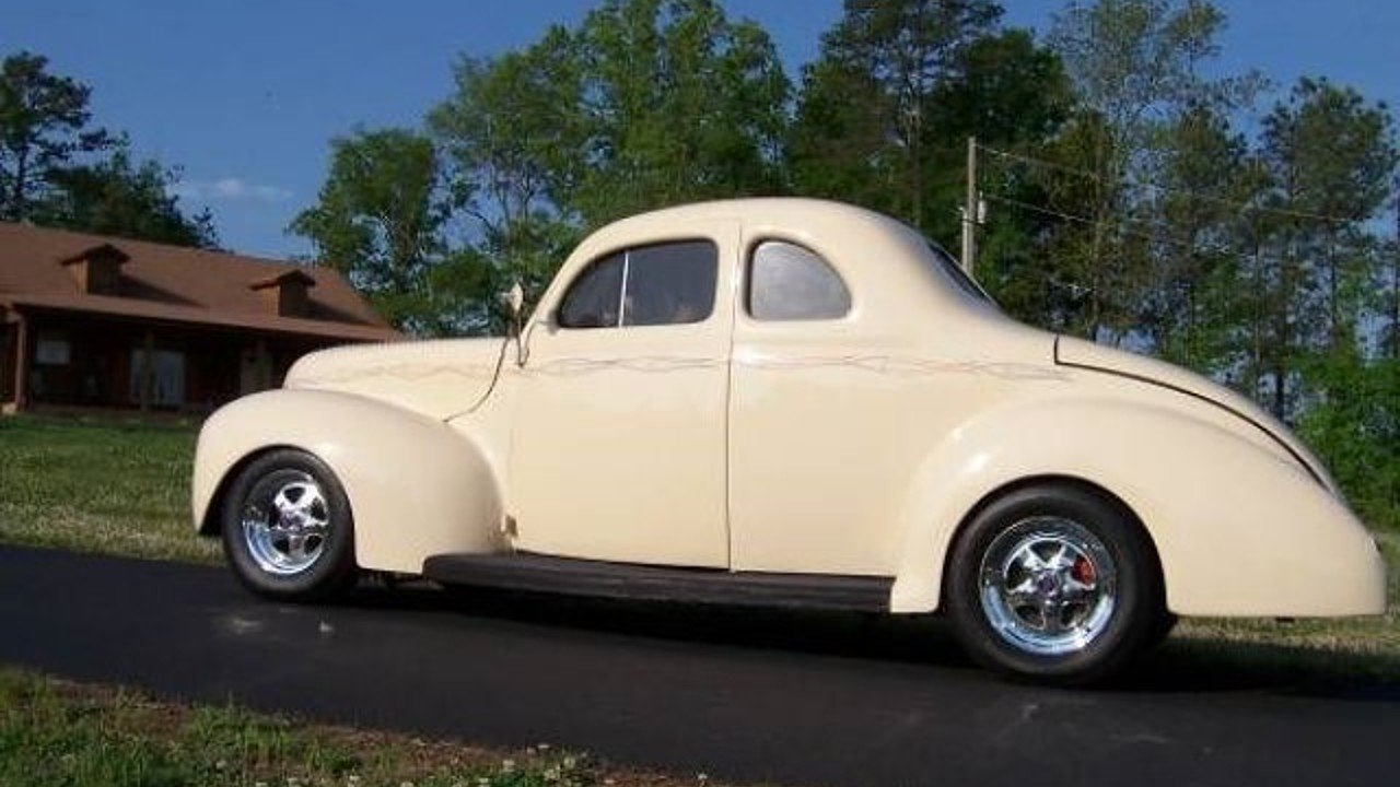 1940 Ford Other Ford Models for sale 100822775