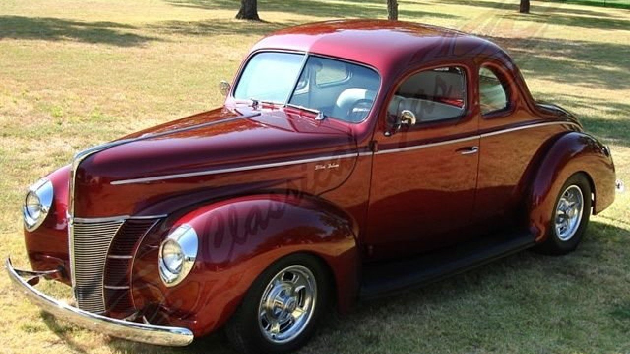 1940 Ford Other Ford Models for sale 100871411