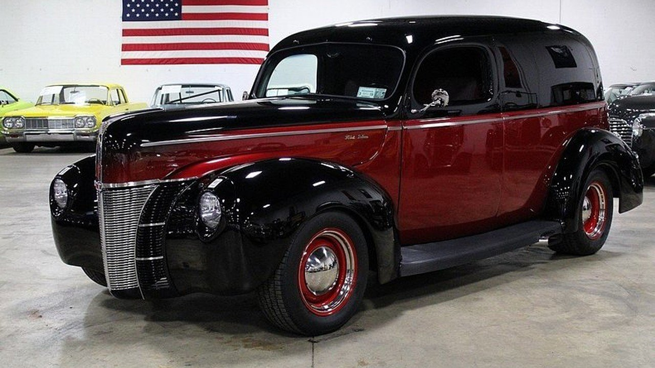 1940 Ford Other Ford Models for sale 100928211