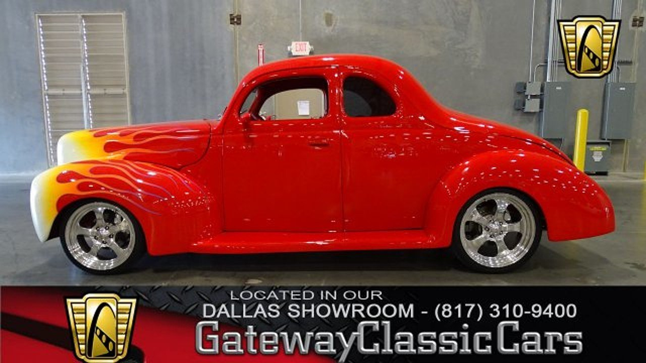 1940 Ford Other Ford Models for sale 100963933