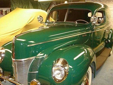 1940 Ford Other Ford Models for sale 100822853