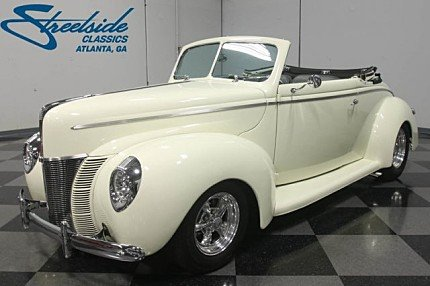 1940 Ford Other Ford Models for sale 100957348