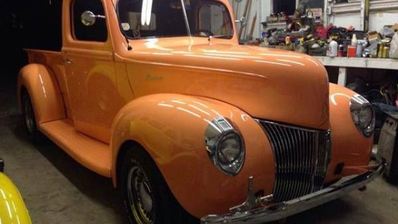 1940 Ford Pickup for sale 100895809