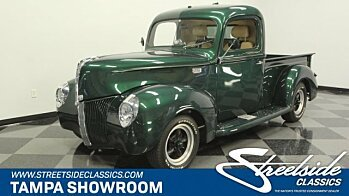 1940 Ford Pickup for sale 101000740