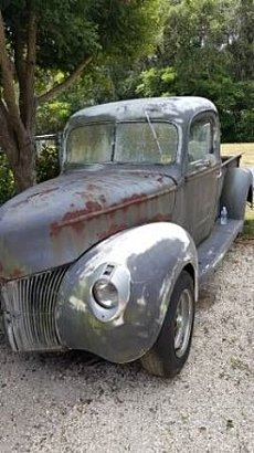 1940 Ford Pickup for sale 100822821