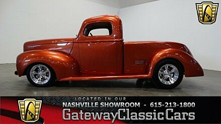 1940 Ford Pickup for sale 100918469