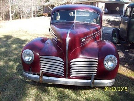1940 Hudson Deluxe for sale 100822725