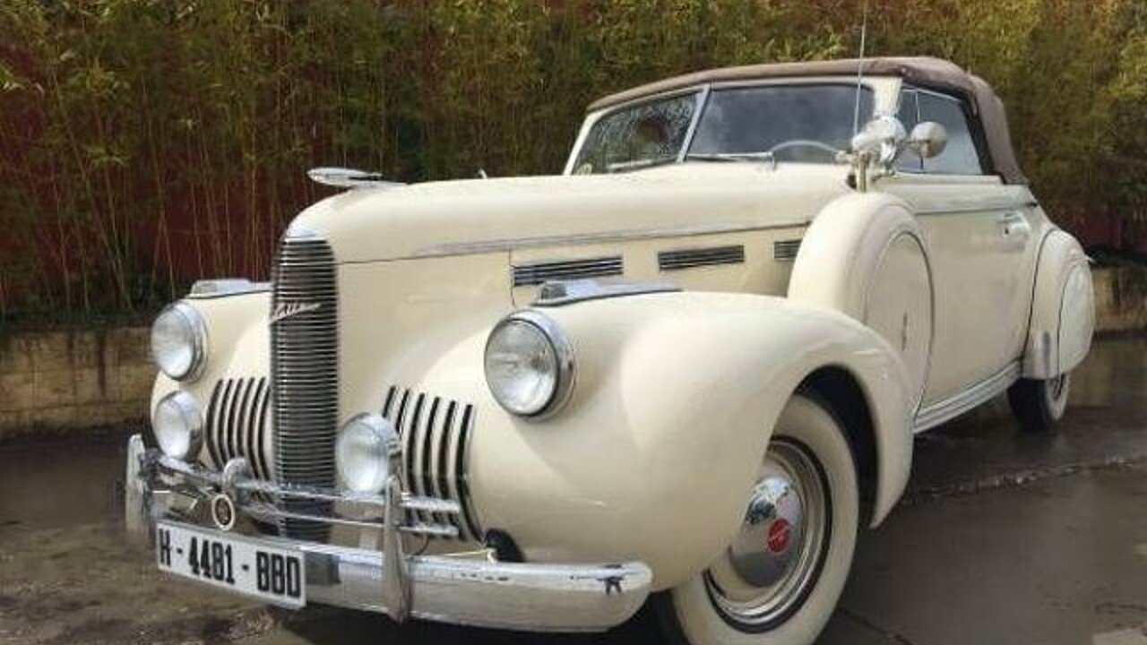 1940 LaSalle Series 50 for sale 100822884