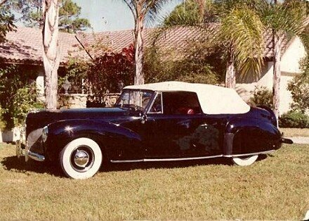 1940 Lincoln Zephyr for sale 100810848