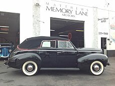 1940 Mercury Other Mercury Models for sale 100769463