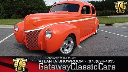 1940 Mercury Other Mercury Models for sale 101043681