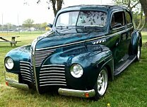 1940 Plymouth Custom for sale 100796277