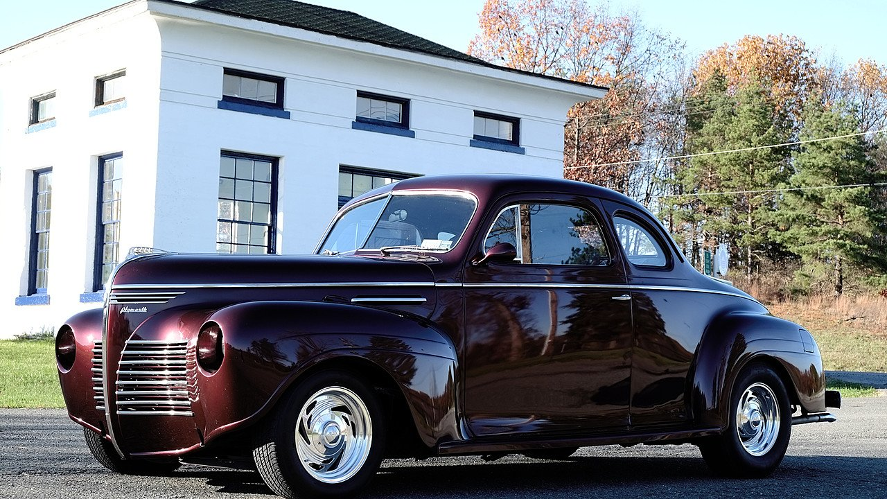 1940 Plymouth Deluxe for sale near Troy, New York 12182 - Classics ...