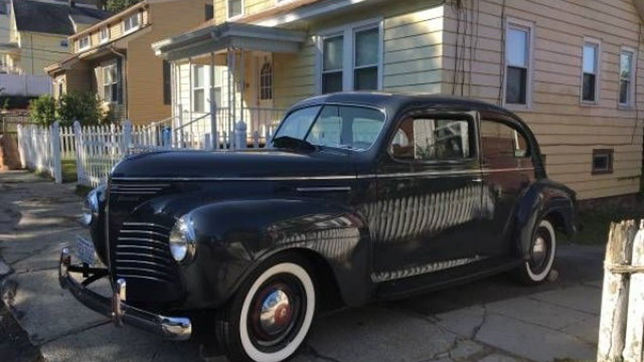 1940 Plymouth Deluxe for sale 100934979