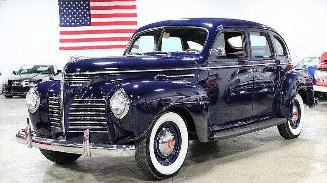 1940 Plymouth Deluxe for sale 101018845