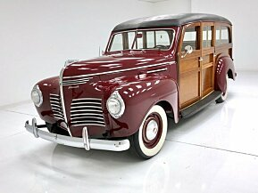 1940 Plymouth Other Plymouth Models for sale 101041875