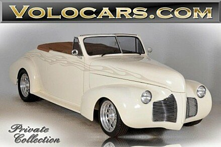 1940 Pontiac Deluxe for sale 100841851