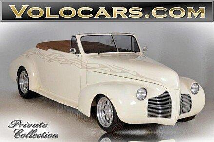 1940 Pontiac Deluxe for sale 100841851