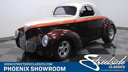 1940 Willys Other Willys Models for sale 100980236
