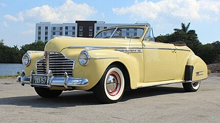 1941 Buick Roadmaster for sale 100850003