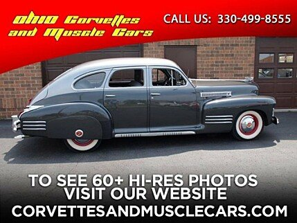 1941 Cadillac Series 61 for sale 100780645