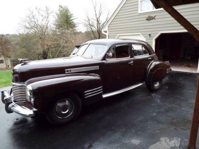 1941 cadillac series 62 for sale near cadillac michigan 49601 rh classics autotrader com 1942 Cadillac 1940 Cadillac