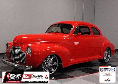 1941 Chevrolet Master Deluxe for sale 100771146