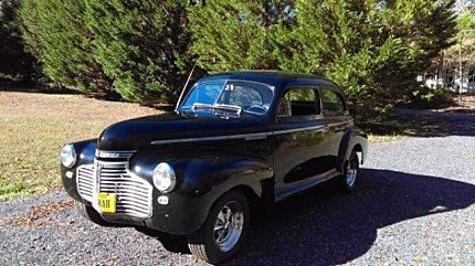 1941 Chevrolet Master Deluxe for sale 100801121