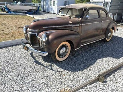 1941 Chevrolet Master Deluxe for sale 100883293