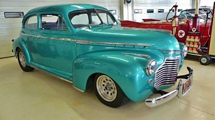 1941 Chevrolet Master Deluxe for sale 100893185