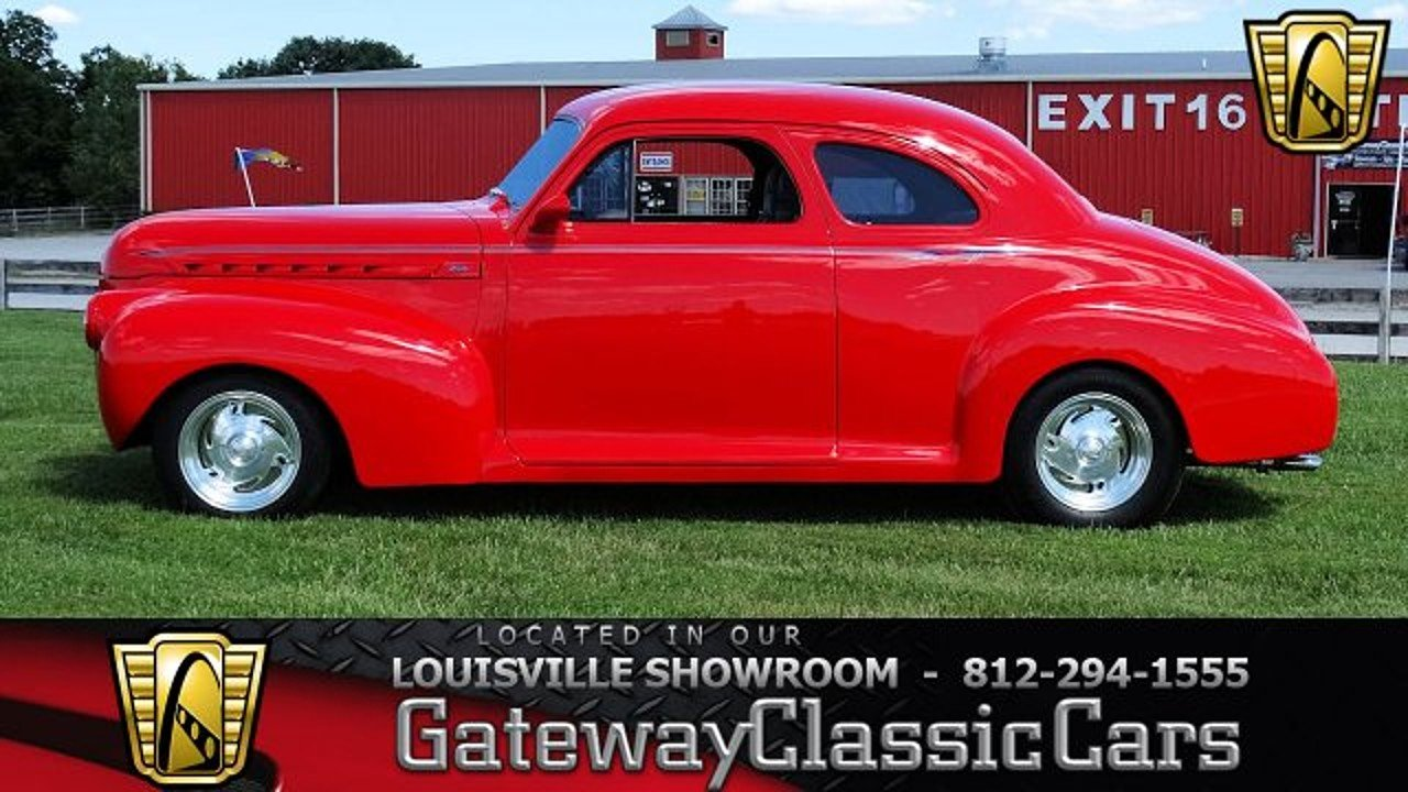 1941 Chevrolet Other Chevrolet Models for sale 100883545