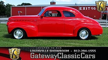 1941 Chevrolet Other Chevrolet Models for sale 100964143