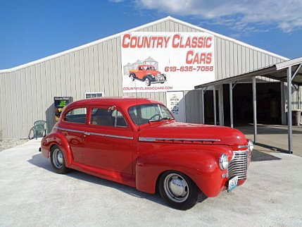 1941 Chevrolet Other Chevrolet Models for sale 101039206