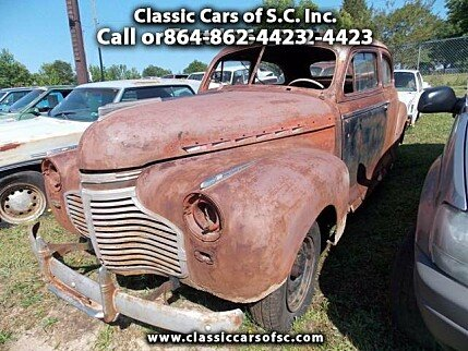 1941 Chevrolet Other Chevrolet Models for sale 101018073