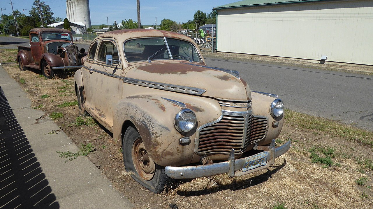 1941 Chevrolet Special Deluxe for sale 100775045