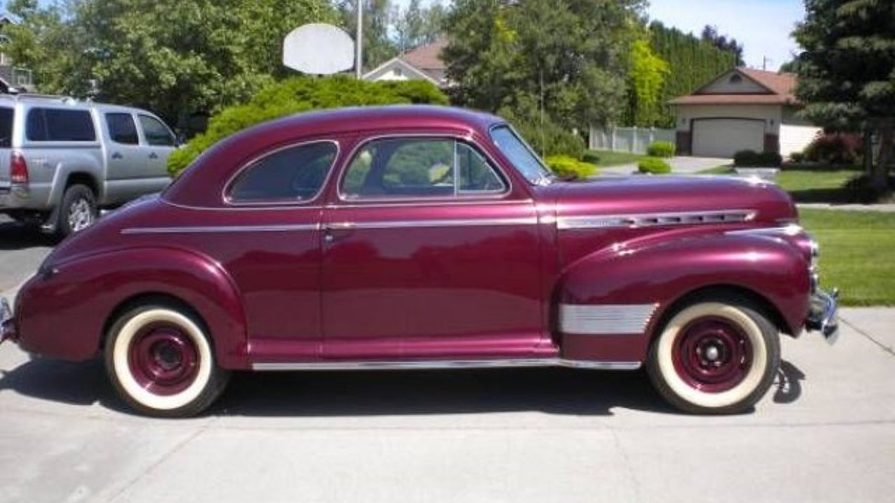 1941 Chevrolet Special Deluxe for sale 101007561