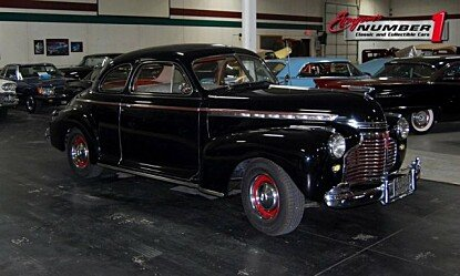 1941 Chevrolet Special Deluxe for sale 101018493