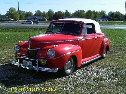 1941 Ford Deluxe for sale 100823202