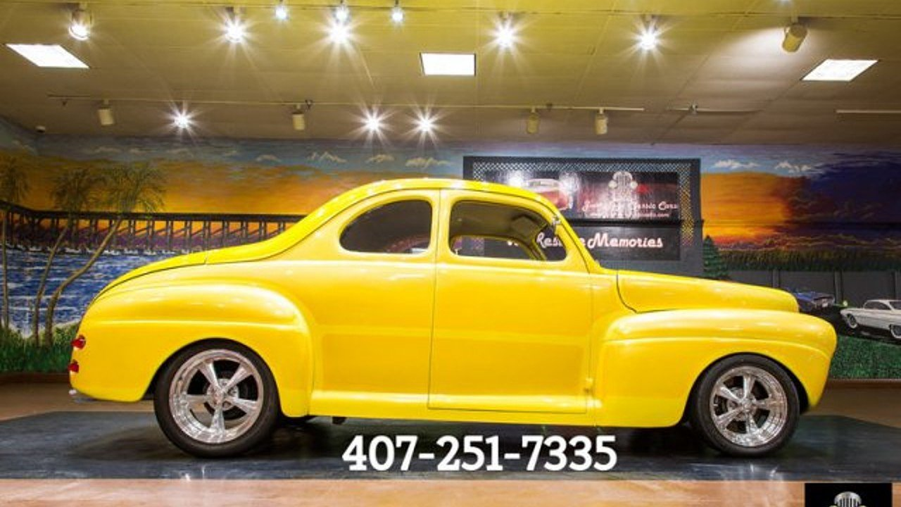1941 Ford Deluxe for sale 100890115
