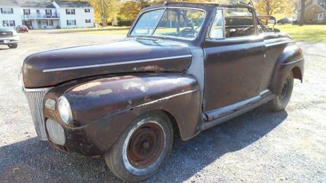 1941 Ford Deluxe for sale 100891385