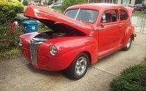 1941 Ford Deluxe for sale 100879290