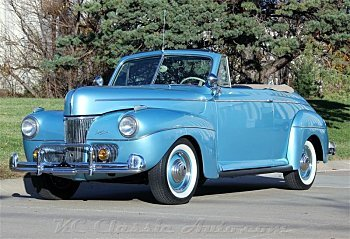 1941 Ford Super Deluxe for sale 100928624