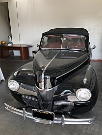 1941 Ford Super Deluxe for sale 101051580