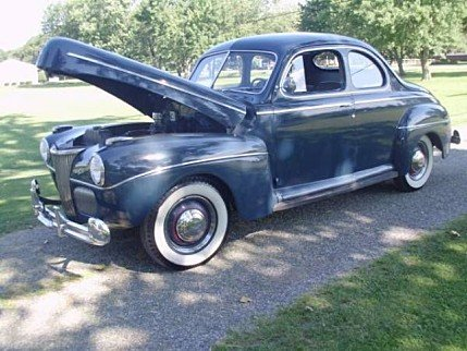 1941 Ford Super Deluxe for sale 100895767