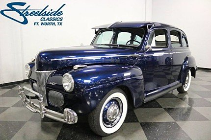1941 Ford Super Deluxe for sale 100979789