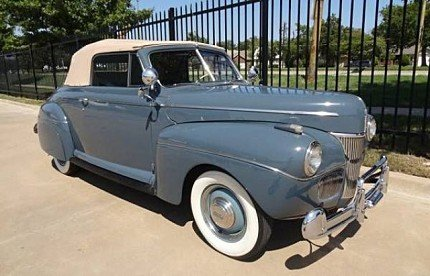 1941 Ford Super Deluxe for sale 100994616
