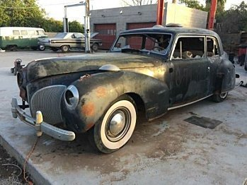 1941 Lincoln Continental for sale 100823285